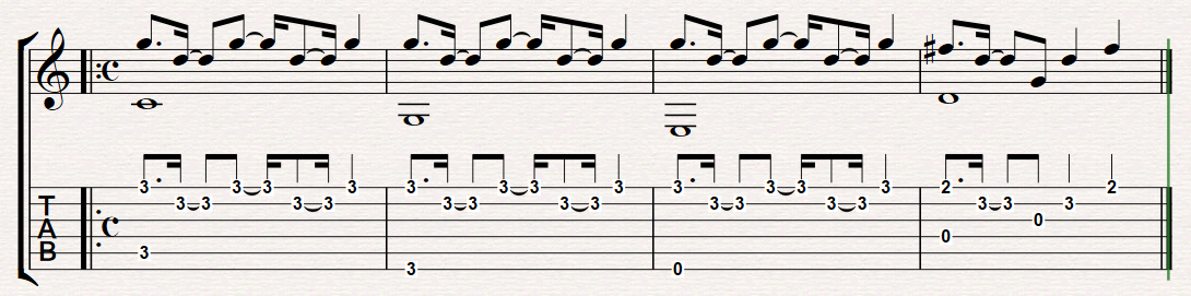 Guitar guitar tabs blank space : What's New – Page 2 – Marco Cirillo London Guitar Lesson Electric ...