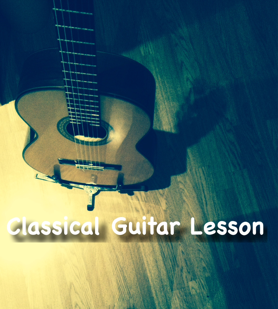 Classical Guitar Lesson in Kilburn. Abrsm and Trinity College Guitar Exams
