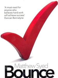 Bounce by Matthew Syed book revied and how much you have to practice guitar