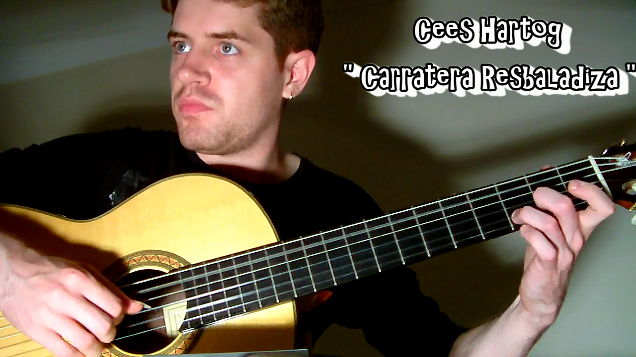 Classical Guitar Lesson in London
