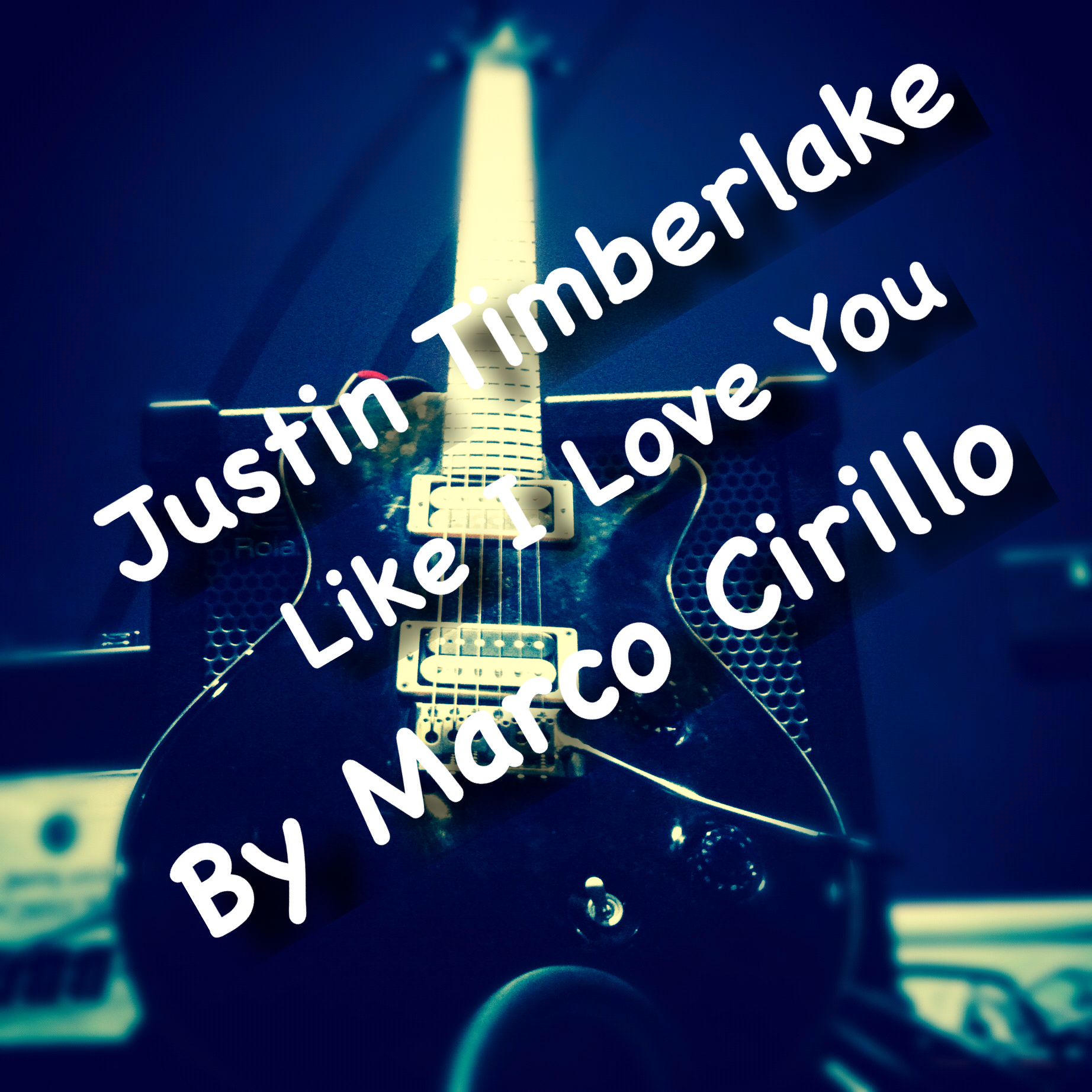 Justin Timberlake Like I Love You Chords And Tab Guitar Lesson
