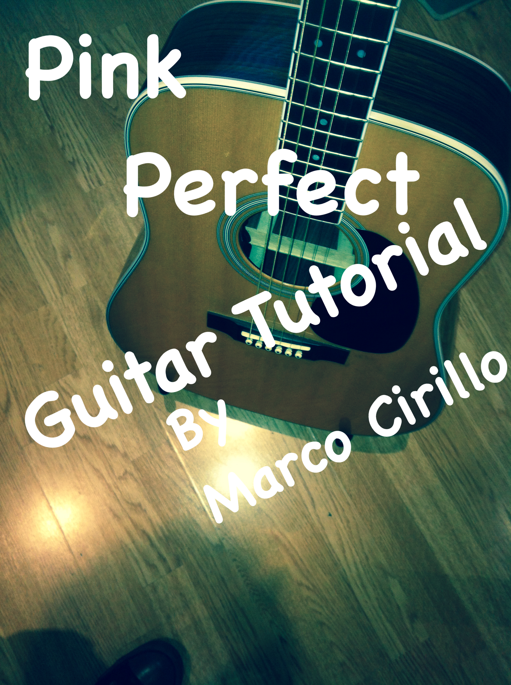 Pink Perfect Guitar Lesson Chords And Tab Free Online Guitar