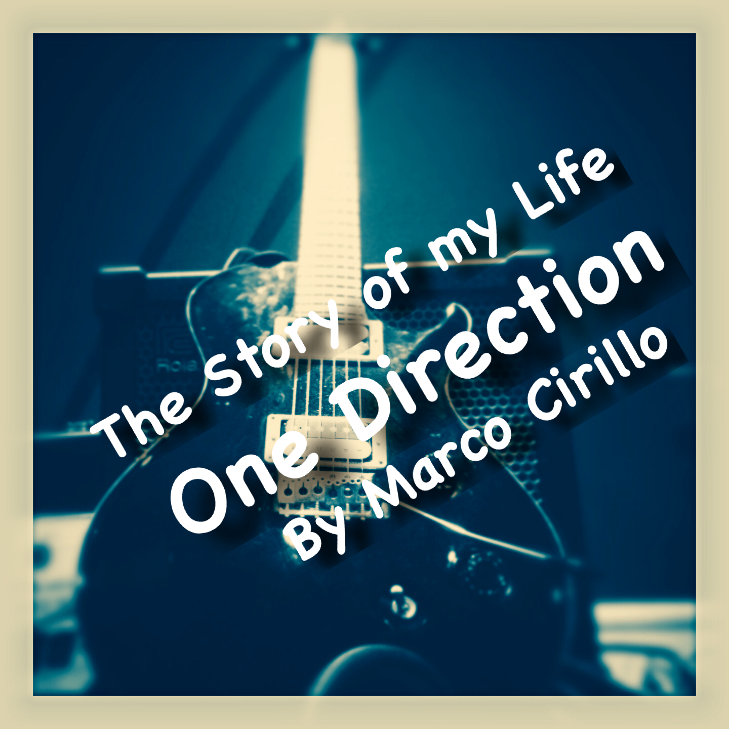 One Direction The Story Of My Life Guitar Lesson Chords And Tab By